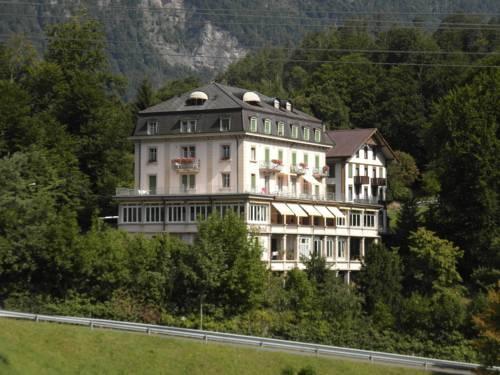 Waldhotel Unspunnen Interlaken - dream vacation