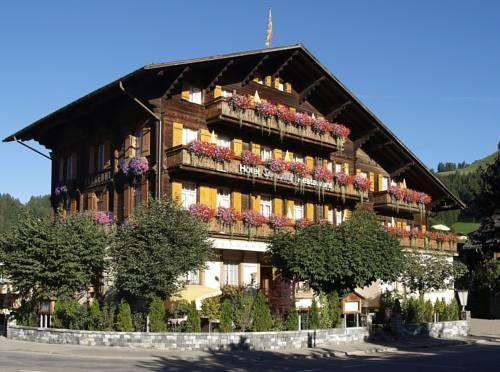 Saanerhof Hotel Saanen - dream vacation
