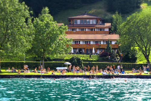 Jagerhof Hubertus Hotel Faulensee - dream vacation