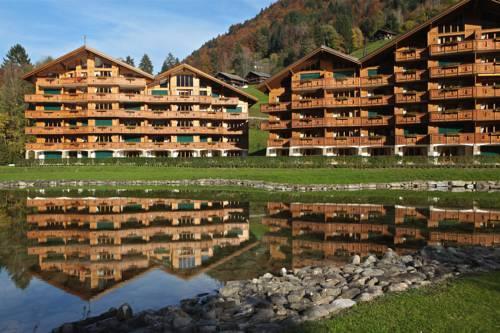 Thermes Parc Hotel Val D\'illiez - dream vacation