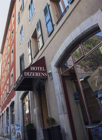 Appart\'Hotel Residence Dizerens Geneva - dream vacation