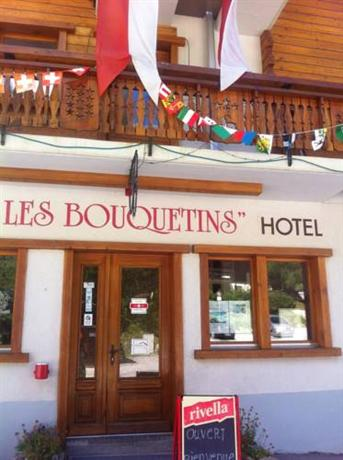 Hotel Les Bouquetins Zinal - dream vacation