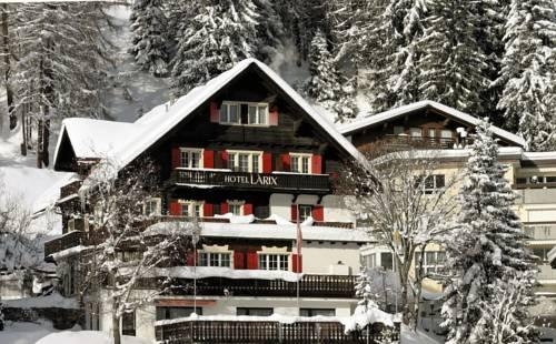 Chalet Hotel Larix Apartments - dream vacation