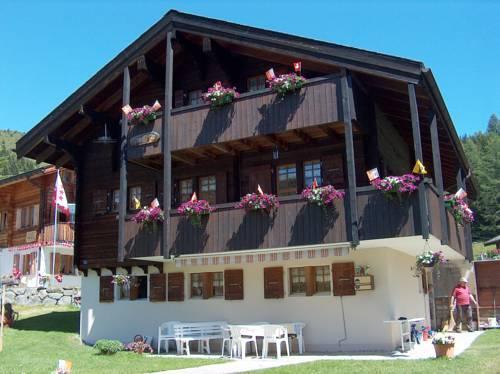 Chalet Marder Riederalp - dream vacation
