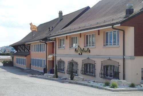 Motel La Poularde - dream vacation