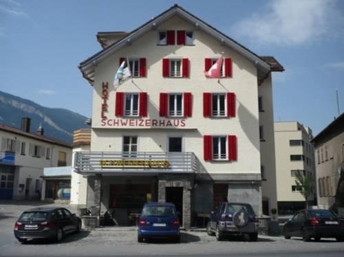 Hotel Schweizerhaus - dream vacation