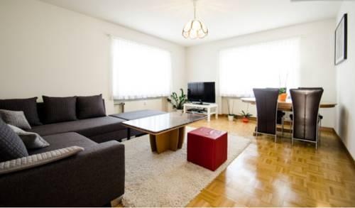 Comfy Apartment Basel - dream vacation