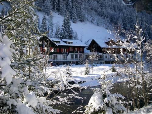 Kandersteg International Scout Centre - dream vacation