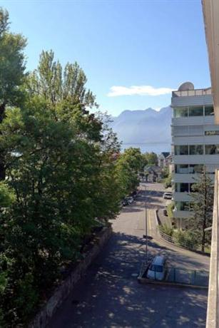 Montreux Riviera Studio - dream vacation