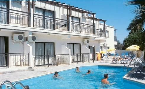 Crystallo Apartments - dream vacation