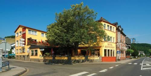 Hotel and Weinhaus Kreuter Koblenz - dream vacation