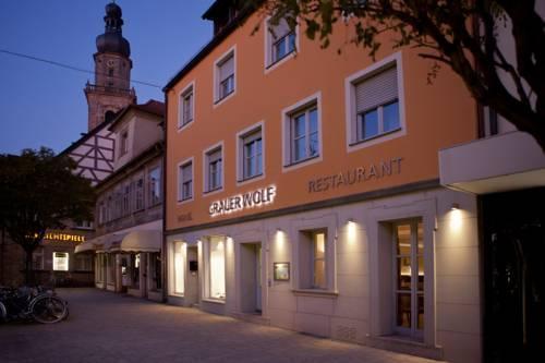 Altstadthotel Grauer Wolf - dream vacation