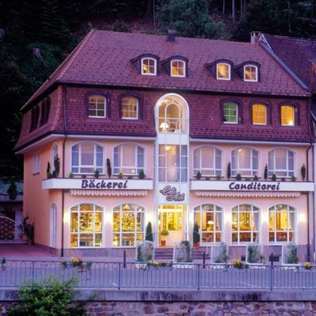 Aich Cafe-Hotel - St. Blasien -