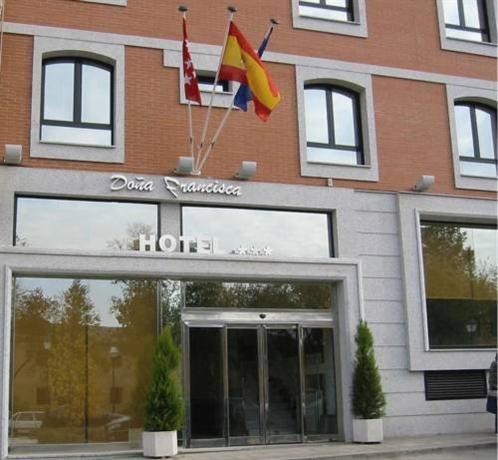 Hotel Dona Francisca Aranjuez - dream vacation