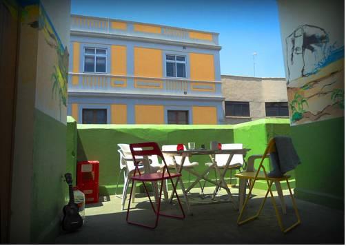 Lua - Lua Youth Hostel - Las Palmas de Gran Canaria -