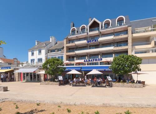 Hotel Albatros Quiberon - Quiberon -