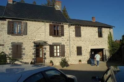 Hôtel Le Relais d'Auvergne Saint Gervais d'Auvergne - Saint-Gervais-d'Auvergne -