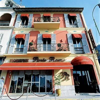 Hôtel Paris Rome - Menton -