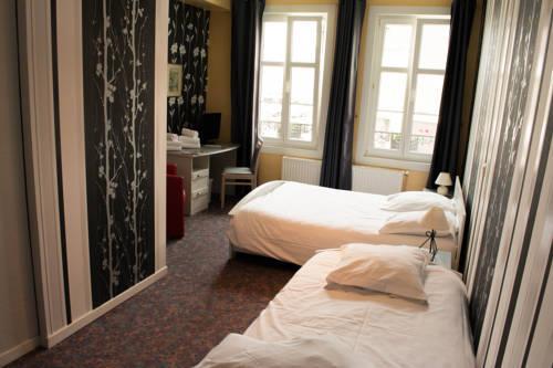 Hotel Les Remparts Montreuil-sur-Mer - dream vacation