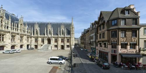 Les Inities Hotel Rouen - dream vacation