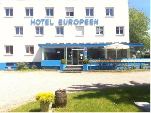 Hotel Europeen - dream vacation