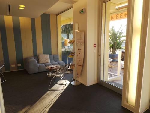 Hôtel Palm Garavan - Menton -