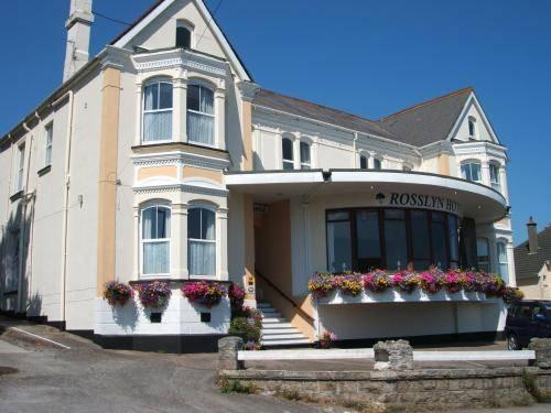 Rosslyn Hotel Falmouth - dream vacation