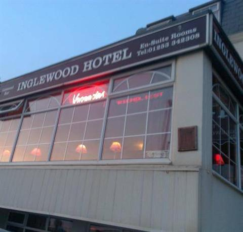 The Inglewood Sea Front Hotel Blackpool - dream vacation