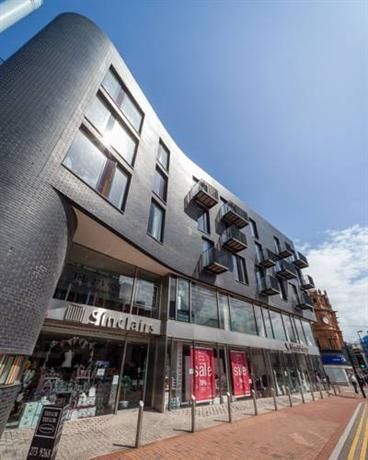 KSpace Serviced Apartments Sheffield - dream vacation