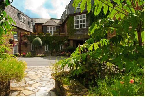Budock Vean Hotel Falmouth - dream vacation