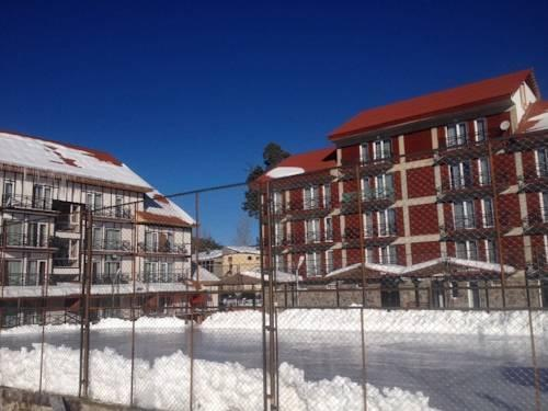 Hotel Mgzavrebi Bakuriani