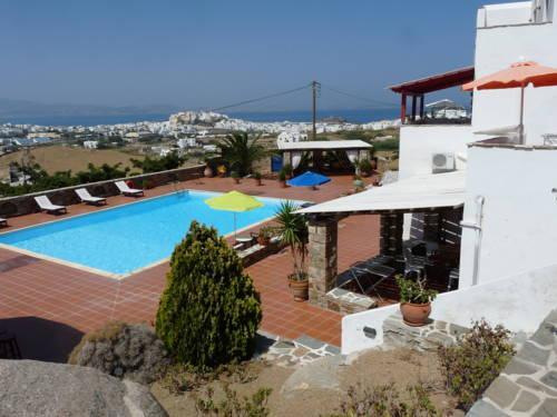 Paradisia Villas Hotel - Naxos -