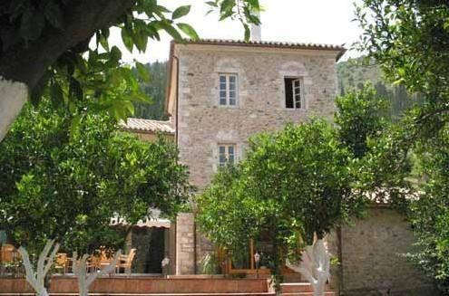 Hotel Pyrgos Mystra - dream vacation