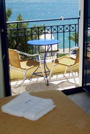 Iridanos Hotel Antikyra - dream vacation