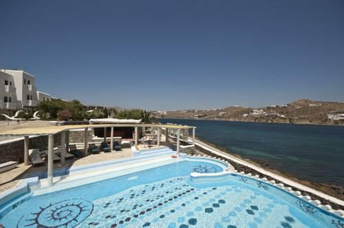 Mourtzakis Hotel Ornos - dream vacation