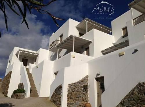 Meres Homes Apartments Ano Mera - dream vacation