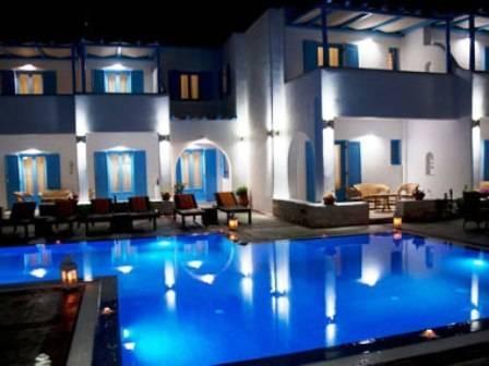Captain\'s Dream Villas Ampelas - dream vacation