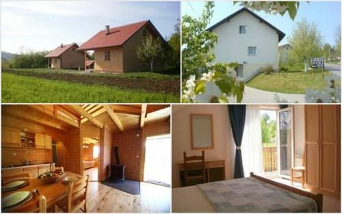 Sabljak House Rakovica - dream vacation