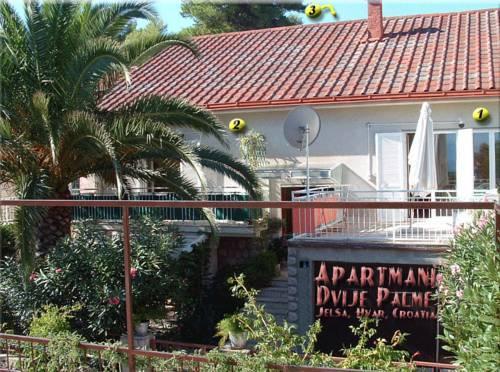 Apartments Dvije Palme - dream vacation