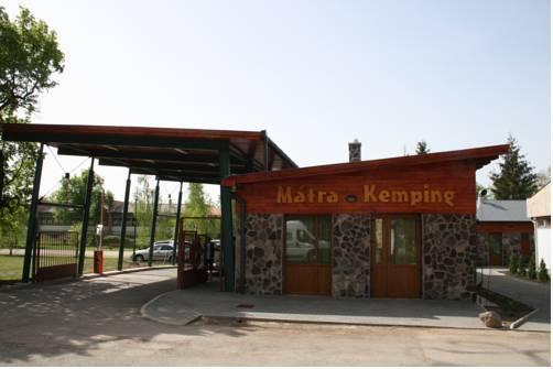 Matra Kemping Apartmanok - dream vacation