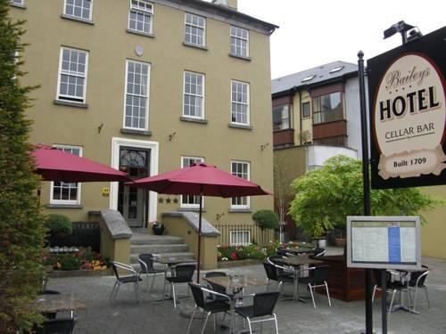 Baileys Hotel Cashel - dream vacation