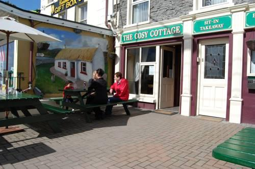 The Cosy Cottage Moville - dream vacation