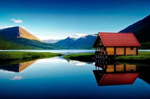 Brimnes Bungalows - dream vacation