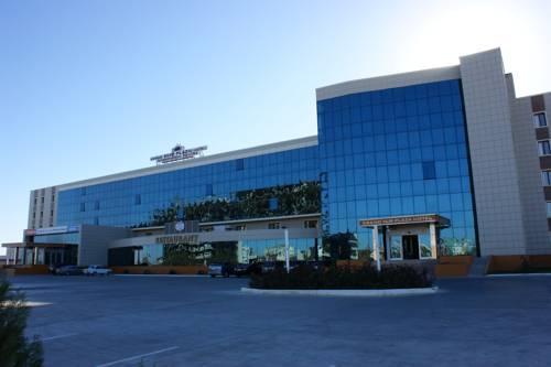 Отель Grand Nur Plaza