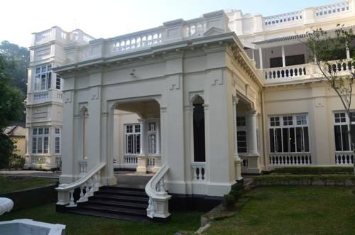 The Mansion Hotel Kandy - dream vacation