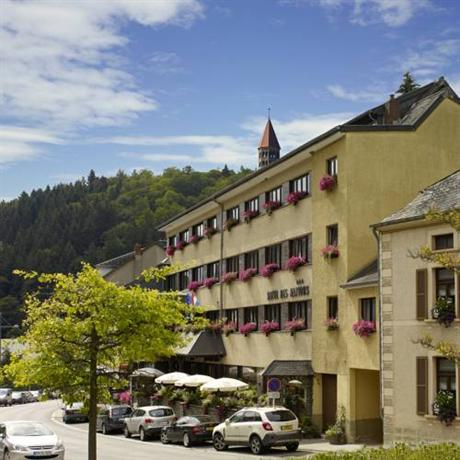 Hotel Des Nations Clervaux - dream vacation