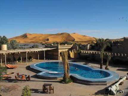 Yasmina Hotel Merzouga - dream vacation