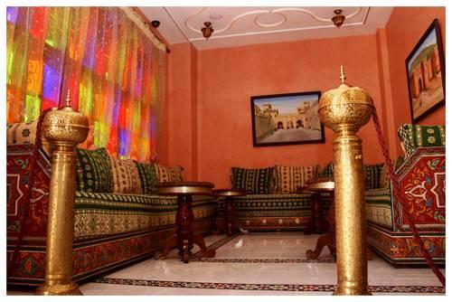 Hotel Jnane Sbile - dream vacation