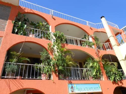 Bajas Cactus Hotel y Hostel - dream vacation