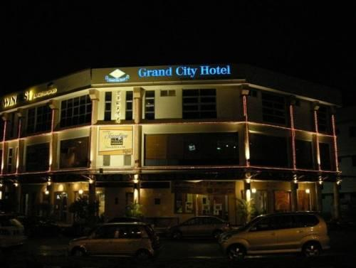 Grand City Hotel II - dream vacation